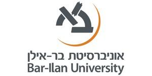 לוגו אוניברסיטת בר אילן
