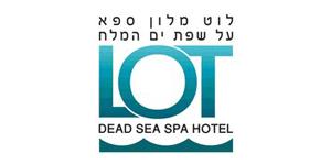 לוגו מלון לוט ים המלח