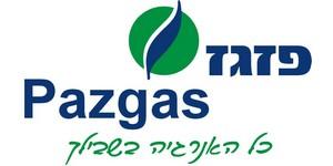 לוגו חברת פזגז